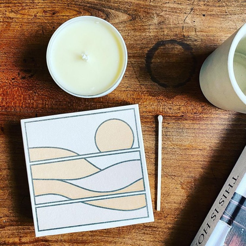 A coffee table isn't complete without a box of matches ☕️ yet another of our favourite designs by...