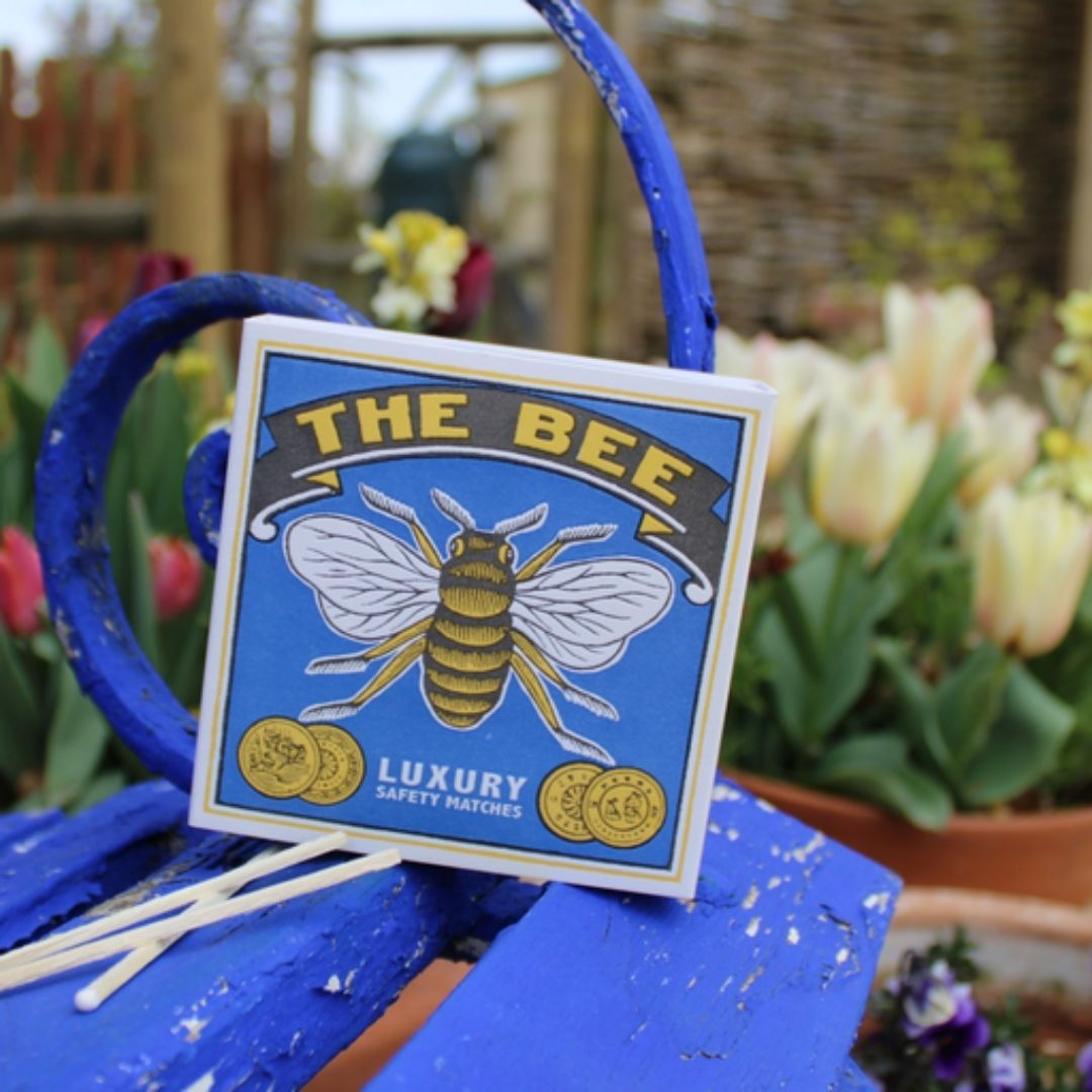 We've got those Tuesday Bumble Bee Blues... 💙🐝✨  #TuesdayBluesday #Bumblebee #EnglishCountryGarde...