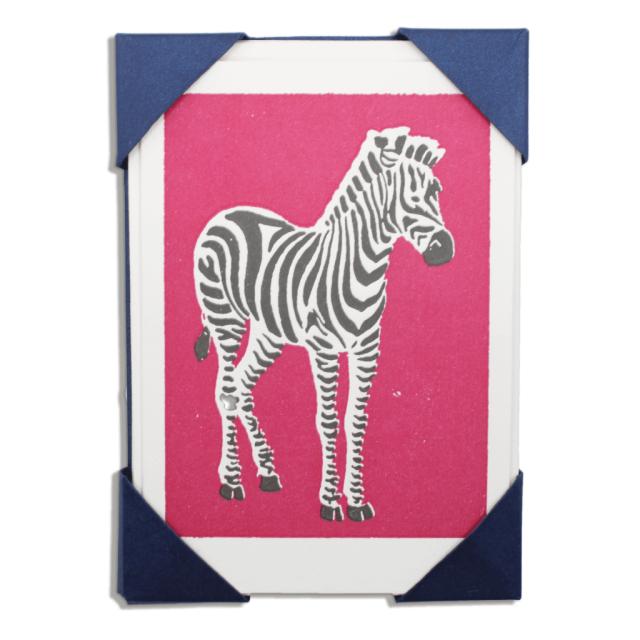 Zebra - Notelets Packs - from Archivist Gallery