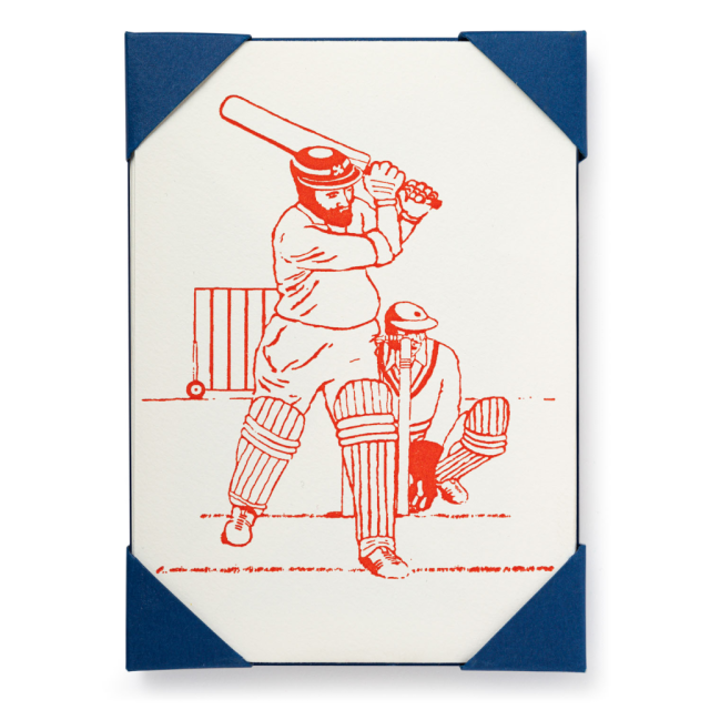 Cricket - Notelets Packs - from Archivist Gallery