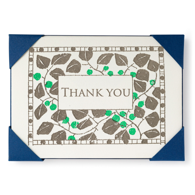 Thank you Leaves & Berries Archivist