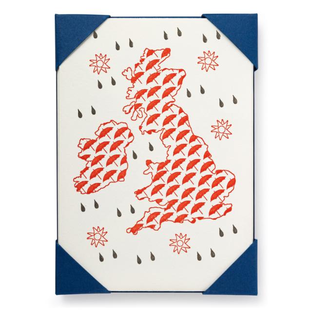 Raining UK