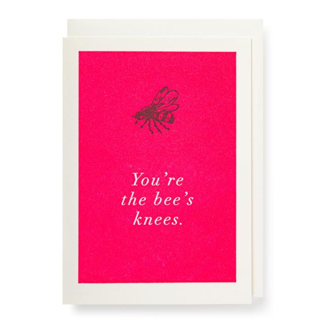 Pink Bees Knees