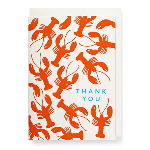 Lobster - thank you