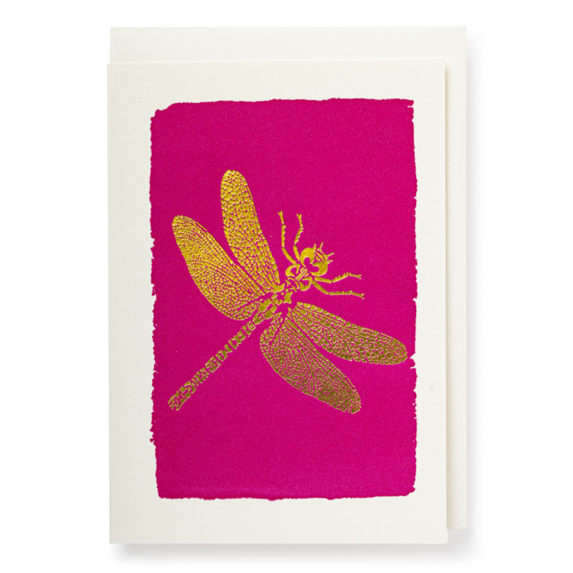 Dragonfly - Notelets Singles - from Archivist Gallery
