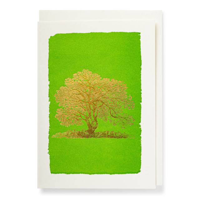 Tree - Notelets Singles - from Archivist Gallery