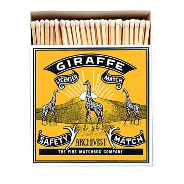 Giraffe Archivist
