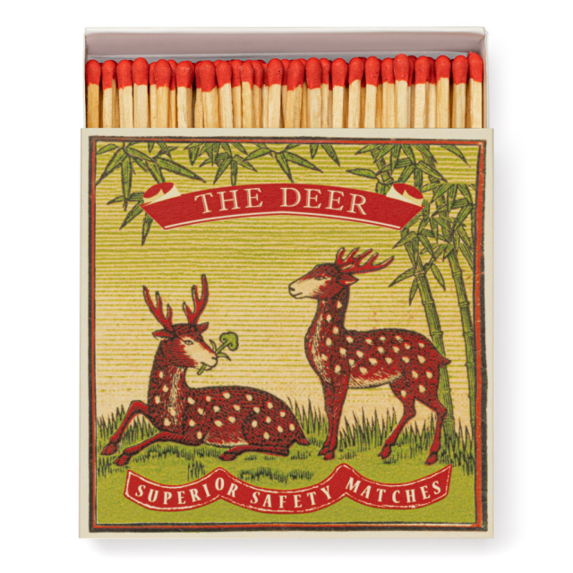 Two Deer Christmas