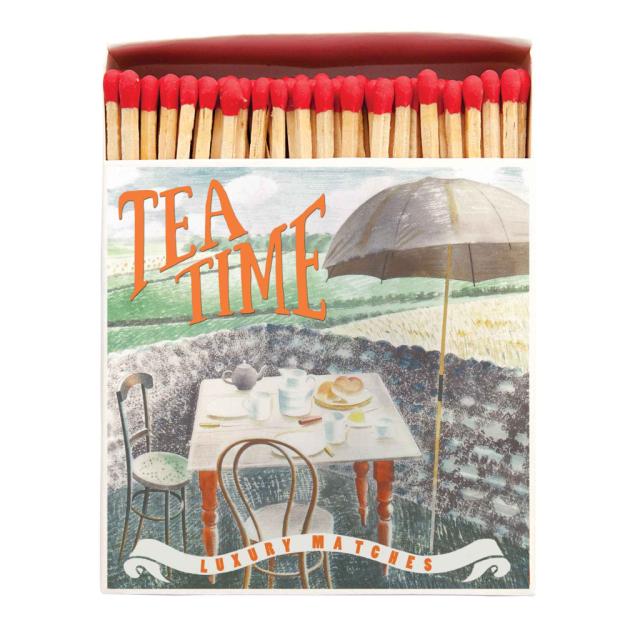 Tea at Furlongs