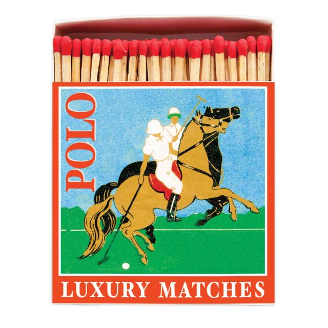 Polo Match Archivist
