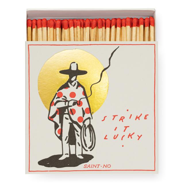 Strike it Lucky Saint No