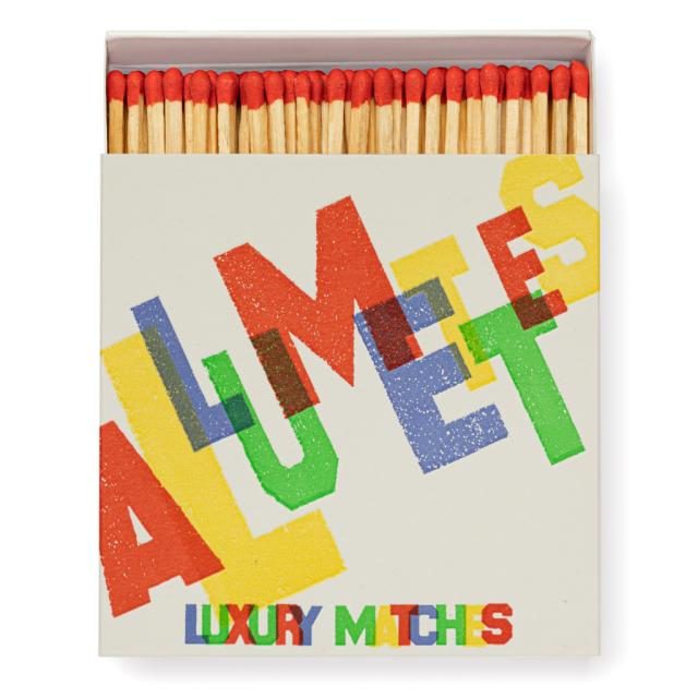 Allumettes Colourful