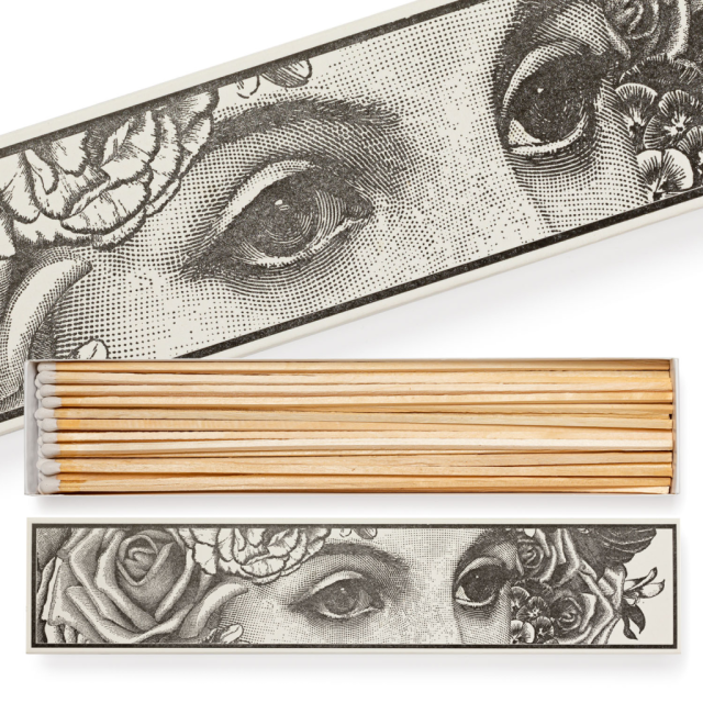 Wide Eyes - Long Matchboxes - from Archivist Gallery