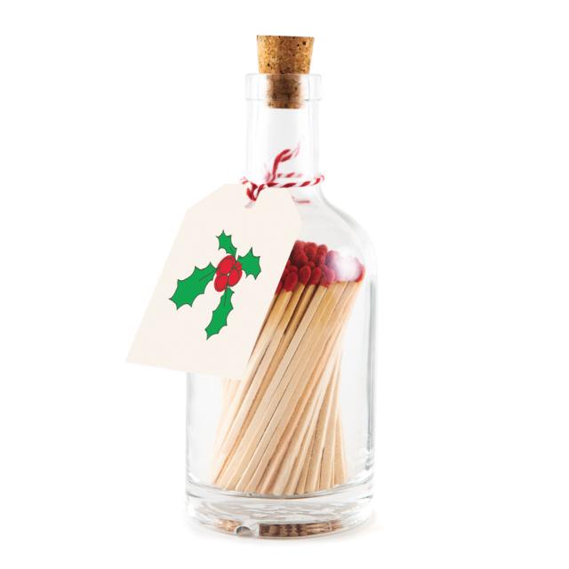 Holly Bottle