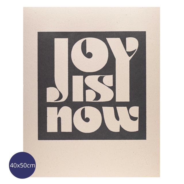 Joy Is Now Print