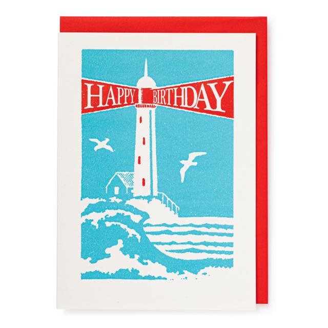 Happy Birthday Light House