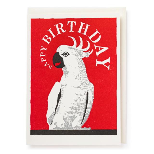 Birthday Cockatoo