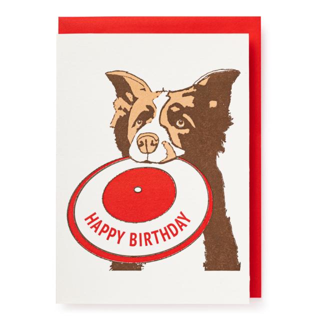 Happy B Day Dog