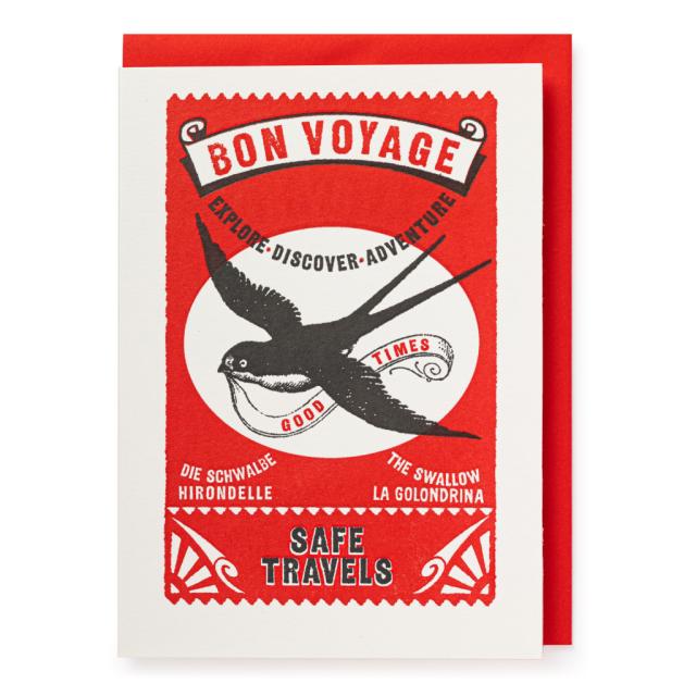 Swallow Bon Voyage