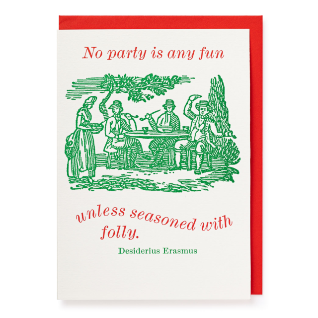 Party and Folly