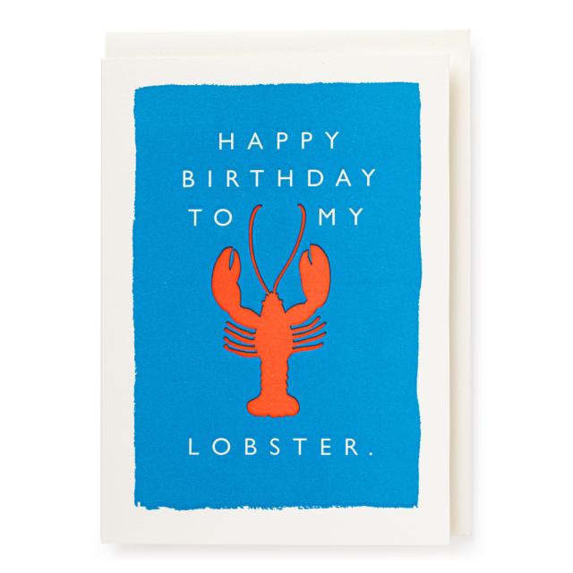 Lobster B day