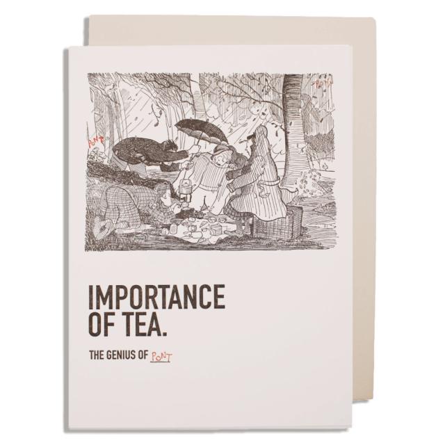 Importance of Tea